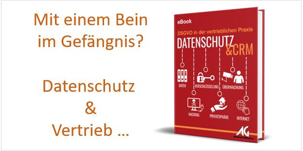 eBook DSGVO: Datenschutz und Vertrieb